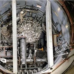 Thorium-Reaktor ORNL, Foto: ORNL [Public domain], via Wikimedia Commons