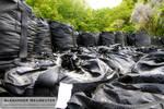 Radioative Soil in Big Bags. Image by Neureuter, Alexander - Fukushima 360°https://www.neureuters.de/umwelt/fukushima/